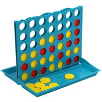 Juguetes Baratos Niños Al Por Mayor Baratos-Cheap Connect Four Games Rompecabezas Juguetes Regalos Juguetes educativos para niños Line up 4 Wholesale Party game Toy 1766