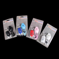 Smart Key Finder Whistle Sound Control Torche LED Anti Lost Key Chain Localizador sans fil Hot Sale 3 6bb F R