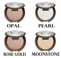 Wholesale Metallic Pearl - new (In Stock )- Becca Shimmering Skin Perfector Pressed Rose Gold Moonstone Pearl Opal Matte Color Bronzer Highlighter Glow Kit Free Shipp