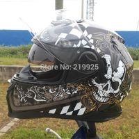 Wholesale Black Helmet Arai - Arai Authentic LS2 helmet motorcycle helmet full helmet safety helmet black Genuine Abs+Pc material safety helmet