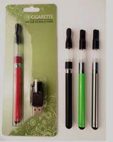 Wholesale Disposable Blister Pack - disposable cartridge vape pen bud kit o pen vaporizer ce3 cartridge 1ml 0.5ml with touch pen battery blister pack
