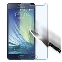 Wholesale Wholesale Galaxy S3 For Sale - Tempered Glass Screen For Samsung Galaxy A3 A5 A7 S3 S4 S5 S6 Can be Customized Screen Protector Protective Film Hot Sale