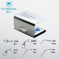 Wholesale Scaler Dte - equipment 1 set SEKS Scaler Endo Kit Silver dental material Stainless steel Equipment dentistry for DTE products odontologia