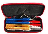 ingrosso chiusura lampo kaba-Nuovo arrivo HUk fabbro strumenti di blocco di scegliere 8 + 2 pezzi fossetta kaba grimaldelli spedizione gratuita