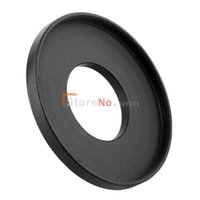 Wholesale lens filter adapter ring - Wholesale- Free shipping 27mm-52mm 27-52 mm 27 to 52 Step Up Ring Lens Filter Adapter ring