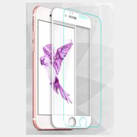 protecteur d'écran de téléphone chaud achat en gros de-Vente chaude Cell Phone Screen Protectors Trempé film de verre 0.26mm anti-lumière bleue pour iphone 8 iphone 8 plus livraison gratuite
