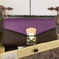 Wholesale Small Hand Purses - Hotsale Top quality hotsale brand new women genuine Leather Pallass wallet hand purse small bag l19