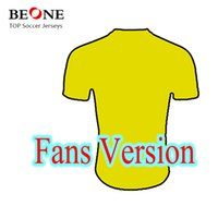 Wholesale Fans Messages - New Top Quality Adult Men Replica Soccer Jerseys Fans version Jersey Camisa de futebol   leave message for the styles