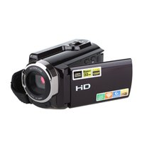 HDV-5053STR videocámara portátil Full HD 1080p 16x zoom digital cámara de vídeo digital grabadora DVR con pantalla táctil Wifi Max.20MP
