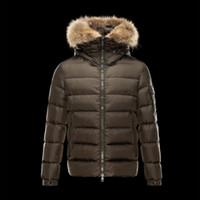 Wholesale Windbreaker Button Down - Top Brand Men Down jacket Real fur collar coat Bomber Zipper Mans Coat Windbreaker Plus size Men's Clothes