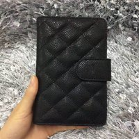 Wholesale Ladies Casual Real Leather Handbags - Hot sell high quality caviar purse classic sheepskin leather handbag real hot sell double bag luxury bag