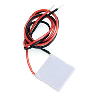 Wholesale Peltier Thermoelectric Cooling - Wholesale- GTFS Hot DC 5V 19.4W Thermoelectric Cooler Peltier Cooler Cooling