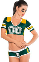 Wholesale Country Clothes Wholesale - 2016 RIO OLYMPIC tracksuit women Polyester RIO OLYMPIC Multi-country Cheerleading clothes Football baby Sexy Women tracksuit women