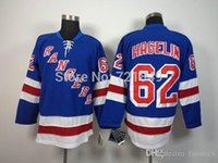 2017 Good Quality Discount Stanley Cup New York Rangers Hockey Jerseys 62 Carl Hagelin Jersey Home Royal Blue Road White Thir In Bulk Price