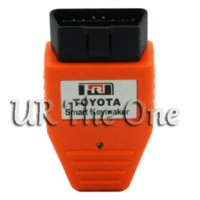 Wholesale Obd Toyota Smart Key Maker - 2014 New Toyota Smart Key OBD for 4D Chip smart key maker for toyota lexus Key programmer