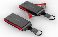 Wholesale Idea Portable - Polymer private mode portable charging treasure 1500mah new customized gift ideas keychain mini mobile power