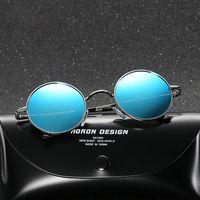 Wholesale High End Wholesale Sunglasses - designer sunglasses High-end luxury sunglasses for men and women Polarized sunglasses round sunglasse fashion prince mirror anti-ultraviolet
