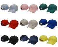 Wholesale Orange Golf Clubs - 2016 new Casquette Blank plain strapback cap Anti Social Social Club Baseball hat Men Women Travis Scotts Hats cap Black Golf KERMIT tea hat