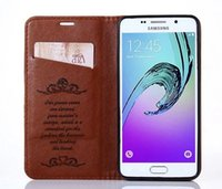 Wholesale phone wallet case magnet online – custom Excellence Magnet For Samsung A310 Case Wallet Flip Slim Cute Cover Mobile Phone Case For Samsung Galaxy A3 A310F A310 A3100