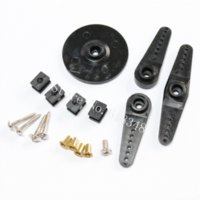 Wholesale Savage Gear - 6pcs lot Tower Pro MG995 Servo Digital High Speed Metal Gear Torque for RC Robot Car Plane JR HPI Savage XL RC Helicopter