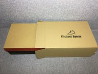 Wholesale Brown Method - Michael Sports Double boxed for sneakers by DHL Fast Shipping Method