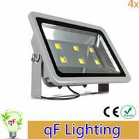 Wholesale Cheapest Led Flood Lights - Cheap Sale Led Flood Lights 300W 30000Lm Warm white   Cool white Landscape Floodlight light bulb Outdoor wall Lamps