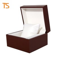 Wholesale Brand Packaging Design - Factory wholesale Brand packaging design custom-made Logo case Gift Jewelry box Bracelet Bangle Display watch box Storage Case Pillow Spot