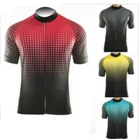 Wholesale Dot Jersey - mens Dot Ropa Ciclismo Cycling Clothing MTB Bike Clothing  Bicycle Clothes 2018 cycling uniform Cycling Jerseys 2XS-6XL A53