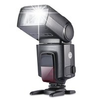 Wholesale TT560 Flash Speedlite for Canon Nikon Sony Panasonic Olympus Fujifilm SLR Digital Cameras with single contact Hot Shoe