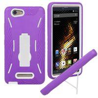 Wholesale Blu Vivo Case - New Arrival Newest Cell Phone Case Heavy Duty For BLU VIVO XL V0030UU TPU+PC Shockproof With Kickstand