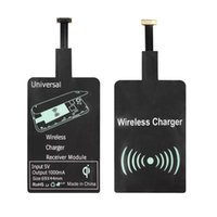 Wholesale Receiver Direct - Universal QI Wireless Charger Receiver Module;Micro USB QI Wireless Charging Receiver Adapter For Android XiaoMI SONY,HTC, Samsung S5 S4