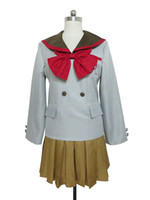 Costume Cosplay Sailor Moon Rei Hino Sailor Mars Winter Wear