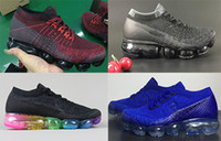 Wholesale Most Yellow - Hot Casual Shoes.Superior Quality 2018 The latest and most comprehensive VaporMax Woman mens Shock Shoes VaporMaxes Fashion Casual Shoes