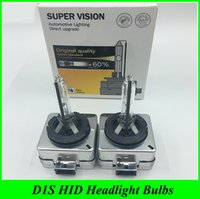 Wholesale Light 12v 35w - 2 pcs 35W D1S D1R D1 Replacement HID Xenon Bulbs 12v 35w D1S D1R lamps hid D1S Headlamps 4300K 6000K 8000K 10000K