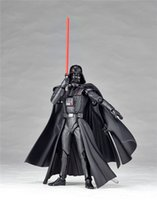 Wholesale Black Star Action Figures - Action Figure Star Wars The Black Series Action Figure No Box Anime Hand Do Pass Type Star Wars Darth Vader Moving Cartoon Model