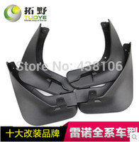 Wholesale Renault Koleos mud guard Mud flap High Quality Fender Mudguard Car styling set