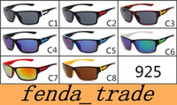 Wholesale Sport Sunglases - only Sunglasses 925 sunglasses brand men summer for Sunglases Reflective glasses Europe Classic Retro Gafas De Sol feminino