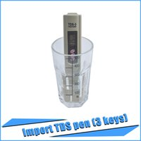 Wholesale Quality Tds Meter - Wholesale-hot selling 50pcs lot Digital TDS Meter Tester Filter Water Quality Purity tester all over world delivery