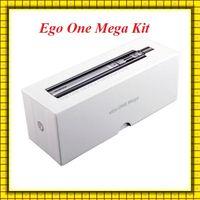 Wholesale Etech Battery - Joy-etech Ego One Mega Kit ego one Mega Atomizer with 2600mAh eGo ONE Mega battery VS eGo Aio Kit