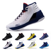 Wholesale Cheap Kd Boots - Free shipping Sneakers Curry 3 Elite Team Durant Basketball Boots Cheap Sale Athletics Sneakers KD III 3 Elite Home Limited Air