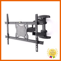 Soporte De Pared Tv 55 Baratos-La articulación de movimiento completo soporte de montaje en pared para TV 32 37 42 47 50 52 55 56 58 60 65 pulgadas para LED LCD Monitor