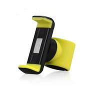 alışveriş sepeti telefon tutucusu toptan satış-koşu bandı veya alışveriş sepeti için yüksek kaliteli cep telefonu tutucu 50mm ila 85mm cep telefonu desteği.
