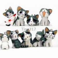 Wholesale resin boy ornament - Hot sale Chi's Sweet Home toys Doll ornaments Action Figures 5 colors  ornament toy, phone charm mobile pendant Keychains squishy Strap 2140