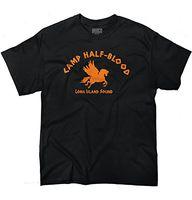 Wholesale Funny Shirt Ideas - Camp Half Blood Greek Mythology Gods Movie Gift Ideas Funny T-Shirt
