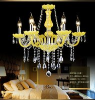 Longree Crystal Living Room Chandeliers Luxury Dining Room Ceiling Chandeliers Hotel Lobby Restaurant Accesorios colgantes
