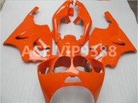 Kawasaki Zx7r Kit De Carenado Naranja Baratos-3 regalos Juego de carenado para KAWASAKI Ninja ZX7R 96 99 00 03 ZX 7R 1996 1999 2000 2003 Orange X8