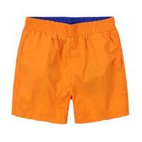 Wholesale Beach Wear Clothing - Wholesale-Summer Men Short Pants Brand Clothing Swimwear Polyester Men Brand Beach Shorts Small horse Swim Wear Board Shorts 2016
