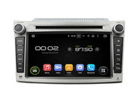 Wholesale Subaru Radio Dvd - 7'' Quad Core Android 5.1 Car DVD Radio For Subaru Legacy Outback 2009 2010 2011 2012 With GPS Stereo Wifi BT Gift