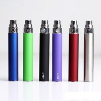 Wholesale Ce5 Atomizer Core - DHL FREE Ego T Battery Grade A Full Capacity Battery Core 510 battery Atomizer Clearomizer Vaporizer Mt3 CE4 CE5 CE6 650 900 1100mAh