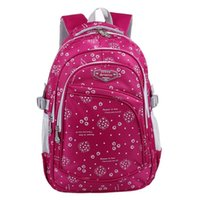 Wholesale Cheap Shoulder Bags For Children - Fashion School Bags for Girls Designer Print Women Breathable Backpack Cheap Shoulder Bag Kids Child Backpacks Mochila Schoolbags Satchel